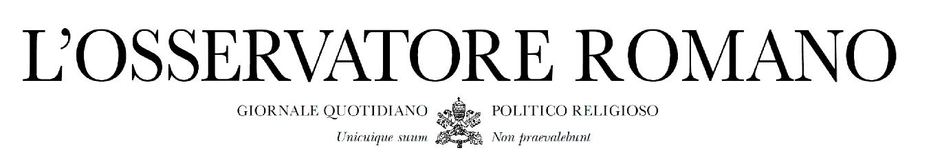 Logo Osservatore Romano